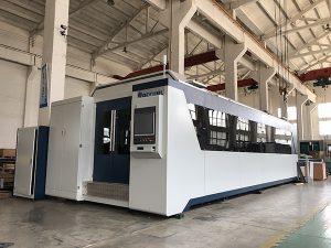 Metal CNC 500w 700w 750w 1000w 2000w fiber lazer kesim makinesi