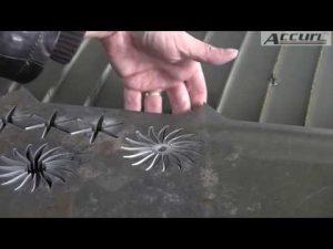 5D 5 Eksenli Su Jeti CNC Makinesi-CNC Su Jeti Kesim Makinesi-Kalın Metal Kesme