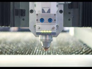 Accurl 700 w nlight fiber lazer kesim makinesi için lazer kesim 2mm bakır levha
