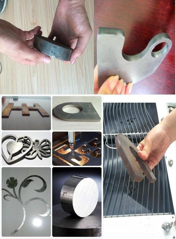 En iyi Fiyat Paslanmaz Çelik CNC Plazma Kesme Makinası Kmp1325 Plazma Kesici