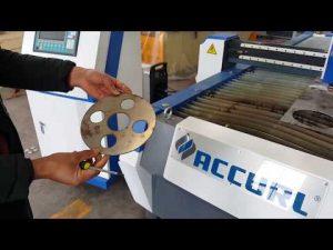 Hypertherm PowerMax 125 ile Sac Kesme için CNC Plazma Kesme Makinesi