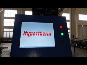 Hypertherm HyPerformance Plazmalı CNC Plazma Kesme ve OXY Alev Kesme Makinesi HPR400XD