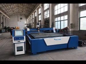 Plazma Kesme Makinesi 2000x6000mm Yüksek Çözünürlüklü Masa Plazma CNC Kjellbe ile Kesme Makinesi