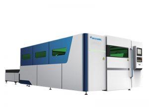 1000w 2000w 3000w cnc fiber lazer makinesi kesme paslanmaz çelik, hafif çelik, alüminyum