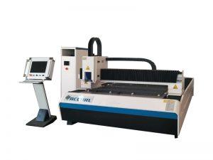 Kompakt cnc lazer oyma ve kesme makinası, cnc çelik lazer kesim makinası