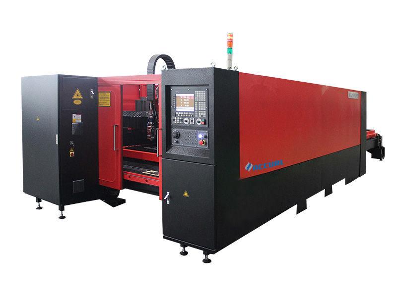 cnc lazer metal kesme makinası