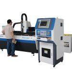 Çin'de yapılan cnc tüp lazer kesim makinesi fiyat / cnc tüp çelik lazer kesici
