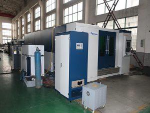 Fiber lazer tüp kesme makinası 1000w
