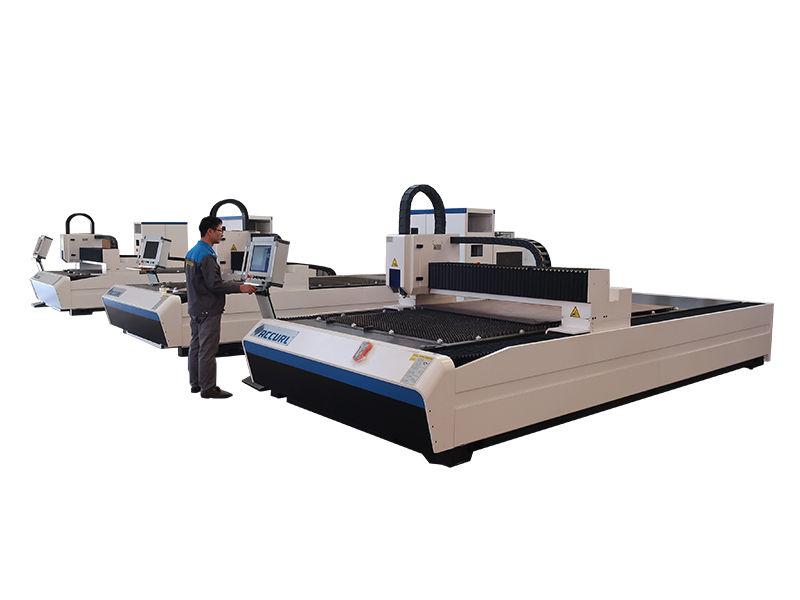 Lazer metal kesme makinası