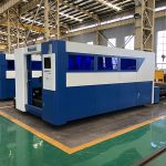 çin'de yapılan bez kesme makinası, küçük ahşap kalıp kesme lazer kesim makinesi