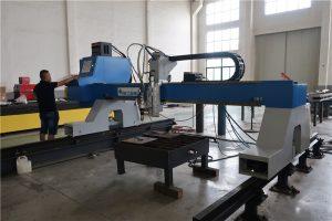 Satılık taşınabilir cnc plazma metal kesici makinesi