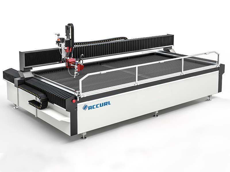 satılık kullanılan cnc su jeti kesim makinesi