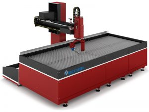 water jet cutting machine price